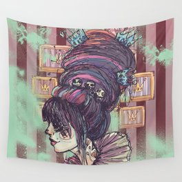 Queenbie Wall Tapestry