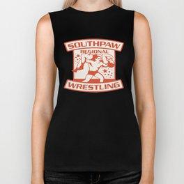 Southpaw regional wrestling Biker Tank