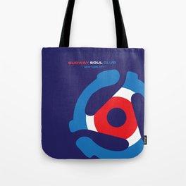 Subway Soul Adapter Tote Bag