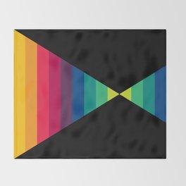 Tom Baker Throw Blanket
