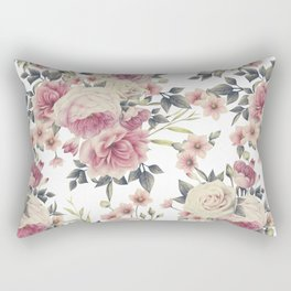 FLORAL PATTERN 5 Rectangular Pillow