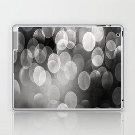 Bokeh Light In Black And White #decor #society6 Laptop & iPad Skin