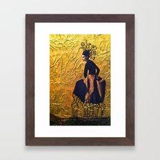 Rhizophora Framed Art Print