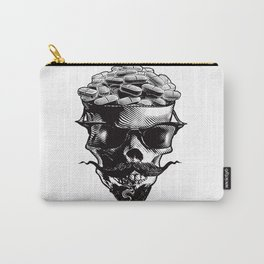 Skull and Prescription Pills Carry-All Pouch