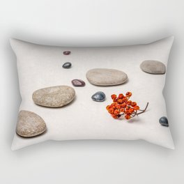 Lines Of Life And Love Rectangular Pillow