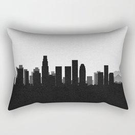City Skylines: Los Angeles Rectangular Pillow