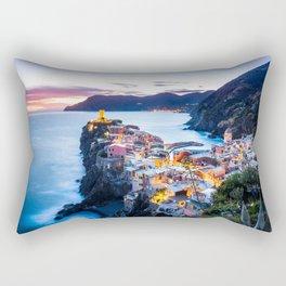 Cinque Terre #society6 #decor #buyart #homedecor Rectangular Pillow