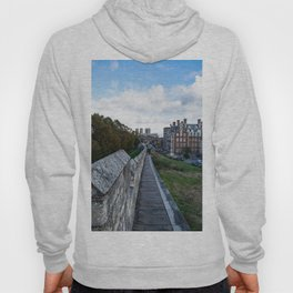 A walk along the wall Hoody