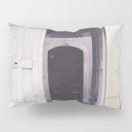 Cottage Doors in Bayeux Pillow Sham