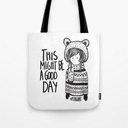 Teddy Bear Boy  Tote Bag