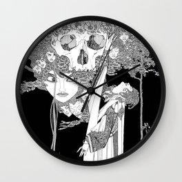 Hamlet - John Austen (1900-20) Wall Clock
