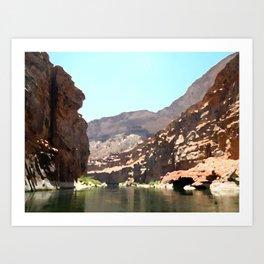 Grand Canyon II Art Print
