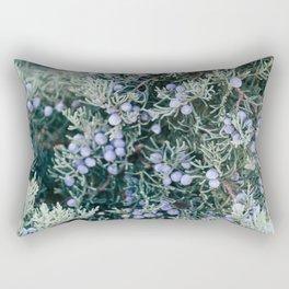 Botanical Gardens - Evergreen #335 Rectangular Pillow