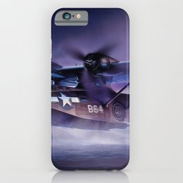 PBY Catalina iPhone Case