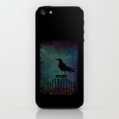 The Raven iPhone & iPod Skin