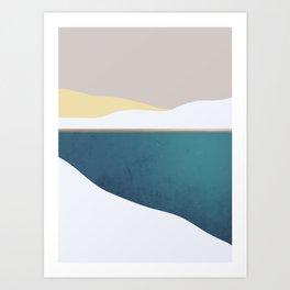 Abstract 32 Art Print