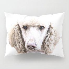Standard Poodle Pillow Sham