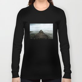 Faded planks Long Sleeve T-shirt