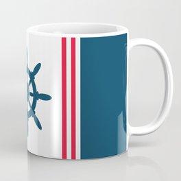 Sailing wheel Coffee Mug