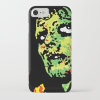 drums iPhone & iPod Cases featuring Voodoo Drums by Sellergren Design - Art is the Enemy
