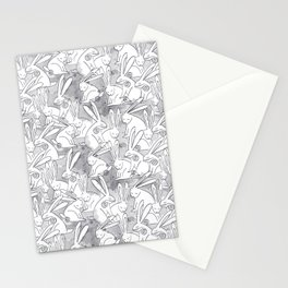 Love Bunnies Stationery Cards