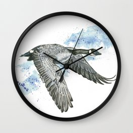 Honker Wall Clock
