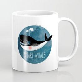 Smart whale Coffee Mug