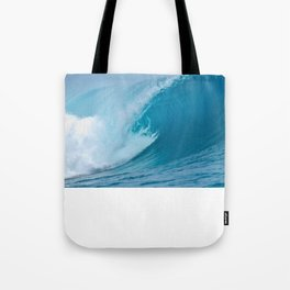 Eight Foot Beauty Tote Bag
