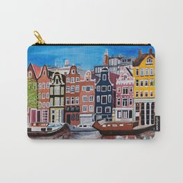 Beautiful Amsterdam Carry-All Pouch
