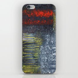 Abstract Nr. 3 iPhone Skin