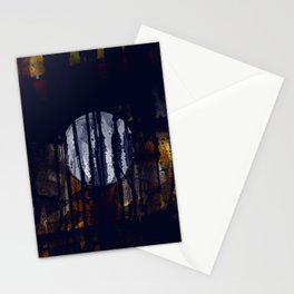 disquiet thirty one (a lua, a sujeira) Stationery Cards