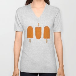 Orange Cream Bar Unisex V-Neck