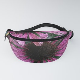 Coneflowers Fanny Pack