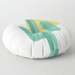 Desert Cactus Floor Pillow