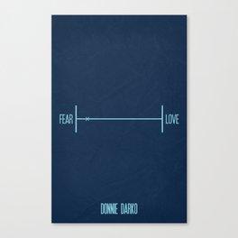 Donnie Darko 05 Canvas Print