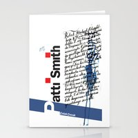 calligraphy Stationery Cards featuring Calligraphy 2 by omerfarukciftci