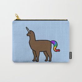 Alpacacorn Carry-All Pouch