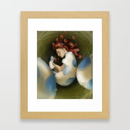 Hatchling Framed Art Print