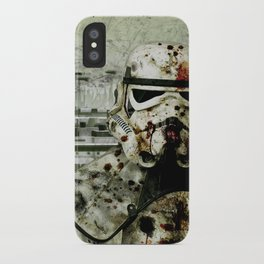 Imperial Walking Dead iPhone Case
