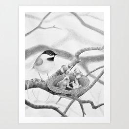 Babies Art Print