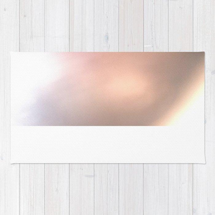 Pink Blur / Tones of P Rug