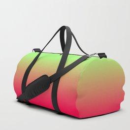 Watermelon Ombre Duffle Bag