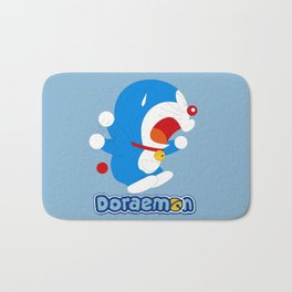 Doraemon Worriest Bath Mat