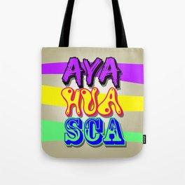 AYAHUASCA Tote Bag