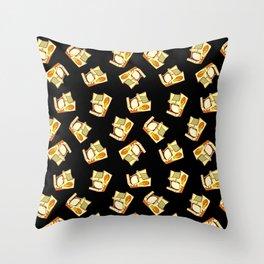 Arcade Machine Throw Pillow