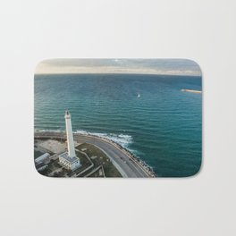 Bari Lighthouse Bath Mat