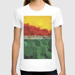 Rain drops3 T-shirt