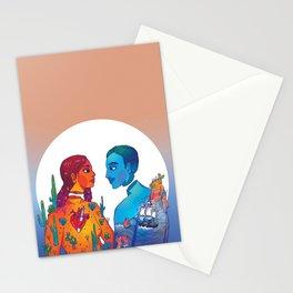 Dos Cuerpos Stationery Cards