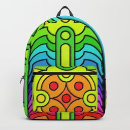 Deconstructed Spinners Backpack