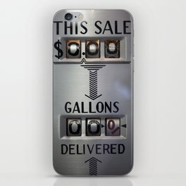 Gallons Delivered iPhone Skin